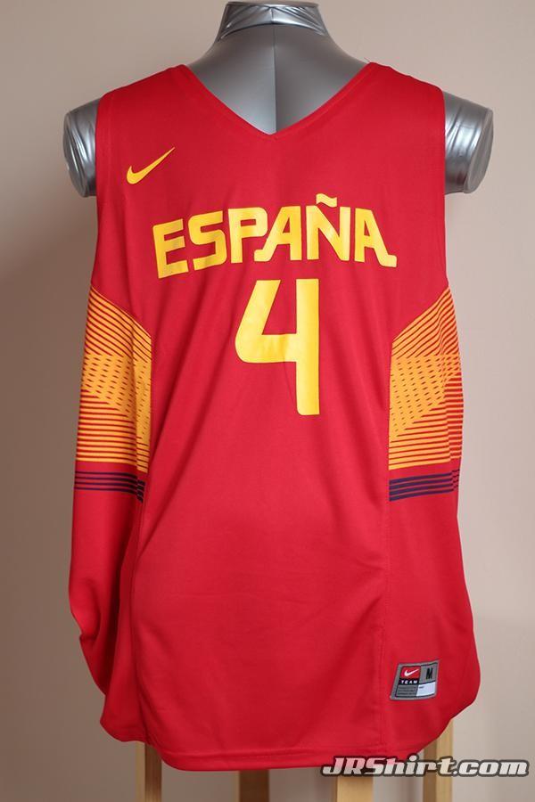 España Pau Jrshirt 2014 Mundial Shop Selección Gasol Camiseta XNPk8n0Ow